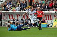 2011 09 17 Premiership Swansea City v West Bromwich Albion, Liberty Stadium, South Wales, UK.