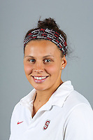 STANFORD, CA-OCTOBER 30, 2014- Danijela Jackovich of the Stanford Women's Water Polo Team 2014-2015.