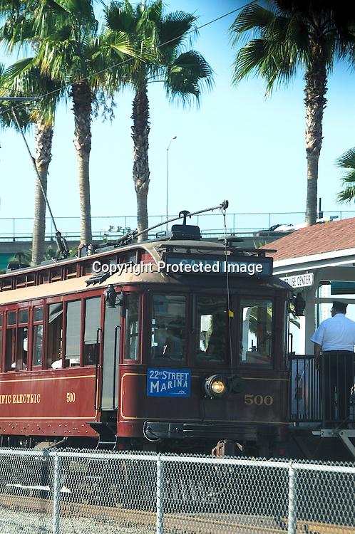 San Pedro Trolley