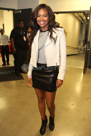 NEW YORK, NY - OCTOBER 17, 2014<br /> <br /> Gabrielle Union backstage at the Def Jam 30 Anniversary Client at The Barclays Center, October 16, 2014 in New York City.<br /> <br /> <br /> &copy; Walik Goshorn / MediaPunch