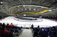 SCHAATSEN: HEERENVEEN: IJsstadion Thialf, 12-02-15, World Single Distances Speed Skating Championships, overzicht, ©foto Martin de Jong