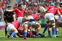 Rugby 2018 Cóndores vs All Blacks