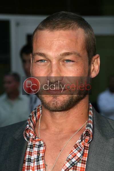"""Andy Whitfield<br /> at the """"Middle Men"""" Los Angeles Premiere, Arclight, Hollywood, CA. 08-05-10<br /> David Edwards/DailyCeleb.com 818-249-4998"""