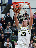 Lake Orion at Clarkston, Boys Varsity Basketball, 12/11/17