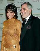 Washington, D.C. - December 2, 2006 -- Michelle Lee and Fred Rappoport arrive for the State Department Dinner for the 29th Kennedy Center Honors dinner at the Department of State in Washington, D.C. on Saturday evening, December 2, 2006.  Andrew Lloyd Webber, Zubin Mehta, Dolly Parton, Smokey Robinson and Stephen Spielberg are being honored in 2006 for their contribution to American culture..Credit: Ron Sachs / CNP