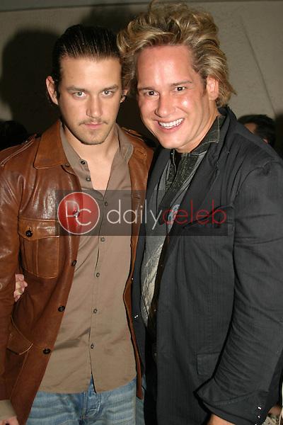 Eduardo De La Renta Birthday Party<br /> Cal Thomas and Eduardo De La Renta