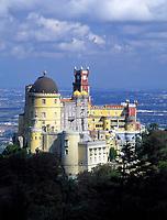 Portugal, Sintra: Palácio da Pena | Portugal, Sintra: Palácio da Pena