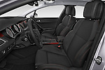 Front seat view of a 2015 Peugeot 508 RXH 5 Door Wagon 2WD Front Seat car photos