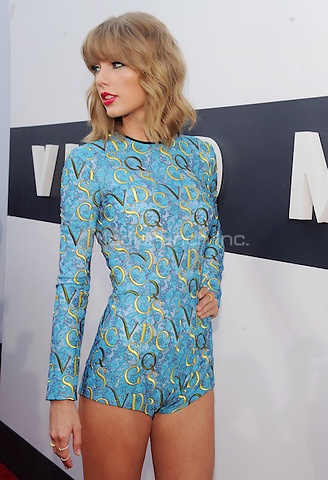 LOS ANGELES, CA - AUGUST 24 : Taylor Swift arrives at the 2014 MTV Video Music Awards at The Forum on August 24, 2014 in Los Angeles, California.  Credit: FMPG/MediaPunch