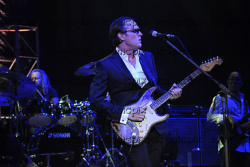 Joe Bonamassa - Performing Live On Stage At Hammersmith Apollo, London, UK - 21st October 2011. Photo Credit: Ben Rector/IconicPix