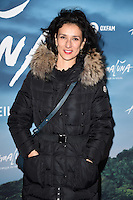 Indira Varma<br /> at the Cirque du Soleil &quot;Amaluna&quot; 1st night, Royal Albert Hall, Knightsbridge, London.<br /> <br /> <br /> &copy;Ash Knotek  D3218  12/01/2017