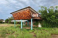 Abandoned motel in Matador, TX