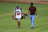 Lee Slattery (ENG) on the 16th fairway during the 3rd round of the DP World Tour Championship, Jumeirah Golf Estates, Dubai, United Arab Emirates. 17/11/2018<br /> Picture: Golffile | Fran Caffrey<br /> <br /> <br /> All photo usage must carry mandatory copyright credit (&copy; Golffile | Fran Caffrey)