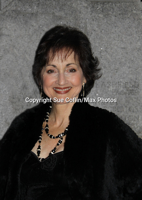 One Life To Live's Robin Strasser attends ABC Daytime Soap Casino Night with the Stars on October 28, 2010 at Guastavinos, New York City, New York. (Photo by Sue Coflin/Max Photos)