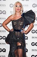 LONDON, UK. September 05, 2018: Rita Ora at the GQ Men of the Year Awards 2018 at the Tate Modern, London