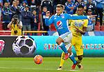 Millonarios venció como local 3-0 a Atlético Bucaramanga. Fecha 3 Liga Águila I-2017.