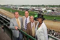 Kentucky Derby Festival Derby Day, Mike Berry