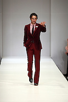 HOUSTON, TX - NOVEMBER 13 : Zac Posen walks the runway during a Zac Posen show on day two of Fashion Houston Spring 2013 Presented By Audi at the Wortham Theatre Center on November 13, 2012 in Houston, Texas. (Photo by Louis Dollagaray/MediaPunch inc) /NortePhoto/nortephoto@gmail.com