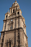 Murcia Santa Maria Cathedral Church Tower in Spain
