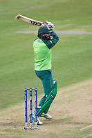 Hashim Amla  (South Africa) cuts to the point boundary during South Africa vs West Indies, ICC World Cup Warm-Up Match Cricket at the Bristol County Ground on 26th May 2019