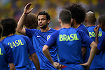 Fred (BRA),<br /> JULY 8, 2014 - Football / Soccer : FIFA World Cup 2014 semi-finals match between Brazil 1-7 Germany at Mineirao stadium in Belo Horizonte, Brazil.<br /> (Photo by FAR EAST PRESS/AFLO)