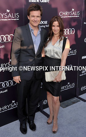"JASON BATEMAN AND AMANDA ANKA.attends the 10th Annual Chrysalis Butterfly Ball at a private estate on June 11, 2011 in Los Angeles, California..Mandatory Photo Credit: ©Crosby/Newspix International. .**ALL FEES PAYABLE TO: ""NEWSPIX INTERNATIONAL""**..PHOTO CREDIT MANDATORY!!: NEWSPIX INTERNATIONAL(Failure to credit will incur a surcharge of 100% of reproduction fees)..IMMEDIATE CONFIRMATION OF USAGE REQUIRED:.Newspix International, 31 Chinnery Hill, Bishop's Stortford, ENGLAND CM23 3PS.Tel:+441279 324672  ; Fax: +441279656877.Mobile:  0777568 1153.e-mail: info@newspixinternational.co.uk"