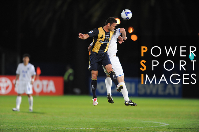 Central Coast Mariners vs Tianjin Teda<br /> the 2009 AFC Champions League Group H match on May 19, 2009 at the, Bluetongue Stadium, Gosfordn, Australia. Photo by World Sport Group