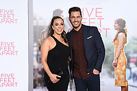 """07 March 2019 - Westwood, California - Aijai Grammer, Andy Grammer. """"Five Feet Apart"""" Los Angeles Premiere held at the Fox Bruin Theatre. Photo Credit: Birdie Thompson/AdMedia"""