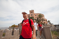 Salvatore Borsellino - Magistrate Paolo Borsellino&rsquo;s brother and founder of the Movement Agende Rosse/Red Notebooks Movement, http://19luglio1992.com.<br />