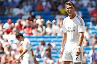 Real Madrid's Cristiano Ronaldo during La Liga Match. September 01, 2013. (ALTERPHOTOS/Caro Marin) <br /> Football Calcio 2013/2014<br /> La Liga Spagna<br /> Foto Alterphotos / Insidefoto <br /> ITALY ONLY