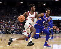 Stanford Basketball M vs Kansas, December 21, 2017