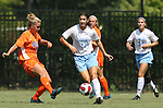 North Carolina's Yael Averbuch (17) on Sunday September 17th, 2006 at Koskinen Stadium on the campus of the Duke University in Durham, North Carolina. The University of North Carolina Tarheels defeated the University of Florida Gators 1-0 in an NCAA Division I Women's Soccer game.