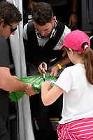 LA PLANCHE DES BELLES FILLES, FRANCE - JULY 5 :  CAVENDISH Mark (GBR) Rider of Team Dimension Data is leaving the tour during stage 5 of the 104th edition of the 2017 Tour de France cycling race, a stage of 160.5 kms between Vittel and La Planche Des Belles Filles on July 05, 2017 in La Planche Des Belles Filles, France, 05/07/2017 <br /> Ciclismo Tour De France 2017 <br /> Foto Photonews / Panoramic / Insidefoto <br /> ITALY ONLY