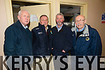 Pictured at the County Finals of Scor Sinsear held in Brosna on Saturday was L-R: Dan G O'Connor, Donal O'Leary, Tony Moynihan, John O'Sullivan, Rathmore.