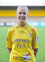 Waasland Beveren Sinaai Girls : Marjolein De Donder.foto Vrouwenteam.be / David Catry