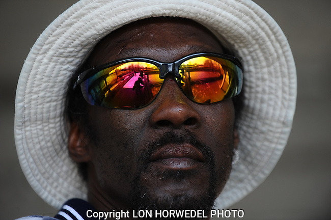 Pictures of the year 2012: Ypsilanti resident in Depot Town.