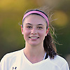 Rachel Florenz #18 of East Islip poses for a headshot after her team's 1-0 win over North Babylon in a Suffolk County Class AA varsity girls soccer first round playoff game at East Islip High School on Monday, Oct. 24, 2016. (Note to editor: per Andy Slawson, subject is going to be featured as upcoming Athlete of the Week)