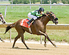 Rich Hero winning at Delaware Park on 7/5/12
