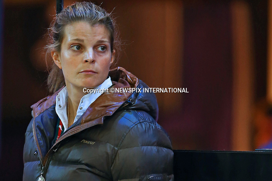 4.12.2014; Paris, France: ATHINA ONASSIS<br /> at the Masters Grand Slam competition, the Gucci Paris Masters 2014 at Paris Nord Villepinte.<br /> Mandatory Credit Photos: &copy;Huitel-Crystal/NEWSPIX INTERNATIONAL<br /> <br /> **ALL FEES PAYABLE TO: &quot;NEWSPIX INTERNATIONAL&quot;**<br /> <br /> PHOTO CREDIT MANDATORY!!: NEWSPIX INTERNATIONAL(Failure to credit will incur a surcharge of 100% of reproduction fees)<br /> <br /> IMMEDIATE CONFIRMATION OF USAGE REQUIRED:<br /> Newspix International, 31 Chinnery Hill, Bishop's Stortford, ENGLAND CM23 3PS<br /> Tel:+441279 324672  ; Fax: +441279656877<br /> Mobile:  0777568 1153<br /> e-mail: info@newspixinternational.co.uk