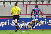 2018 European Challenge Rugby Union Stade Francais v Worcester Oct 13th