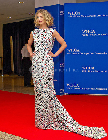 Actresss AnnaLynne McCord arrives for the 2016 White House Correspondents Association Annual Dinner at the Washington Hilton Hotel on Saturday, April 30, 2016.<br /> Credit: Ron Sachs / CNP<br /> (RESTRICTION: NO New York or New Jersey Newspapers or newspapers within a 75 mile radius of New York City)/MediaPunch