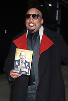 NEW YORK, NY - JANUARY 22:  Daymond John at Good Morning America promoting his new book in New York City on January 22, 2018. Credit: RW/MediaPunch