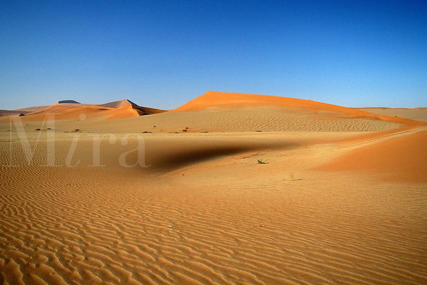 Sossusvlei Sand Dunes, Sossusvlei, Namibia, Africa