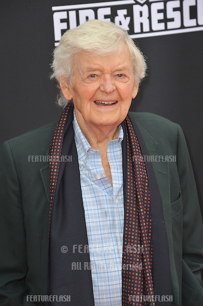 Hal Holbrook at the world premiere of his movie Disney's &quot;Planes: Fire &amp; Rescue&quot; at the El Capitan Theatre, Hollywood.<br /> July 15, 2014  Los Angeles, CA<br /> Picture: Paul Smith / Featureflash