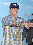 WESTWOOD, CA - JUNE 04: Robert Van Winkle aka 'Vanilla Ice'  arrives at the Los Angeles premiere of 'That's My Boy' held at Regency Village Theatre Westwood on June 4, 2012 in Westwood, California.