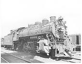 D&amp;RGW #1209 in Salt Lake City.<br /> D&amp;RGW  Salt Lake City, UT  Taken by Payne, Andy M. - 5/6/1955