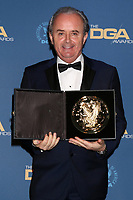 LOS ANGELES - FEB 2:  Russell Norman at the 2019 Directors Guild of America Awards at the Dolby Ballroom on February 2, 2019 in Los Angeles, CA