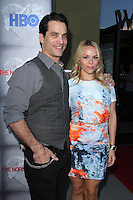 """Johnathon Schaech, Julie Solomon<br /> at the HBO Premiere of """"The Normal Heart,"""" WGA Theater, Beverly Hills, CA 05-19-14<br /> David Edwards/DailyCeleb.com 818-249-4998"""