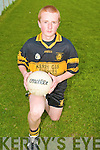 Player of the Week.Name: Tom McLoughlin..Team: Austin Stacks..Position: Wing Back..School: C.B.S. The Green..Favorite Player: Kieran Donaghy..