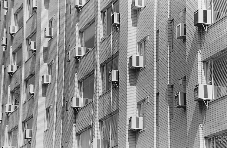 Tip O'Neill House Office Building in April 1997. (Photo by Rebecca Roth/CQ Roll Call via Getty Images)